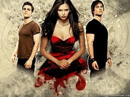 Elena,Damon et Stefan